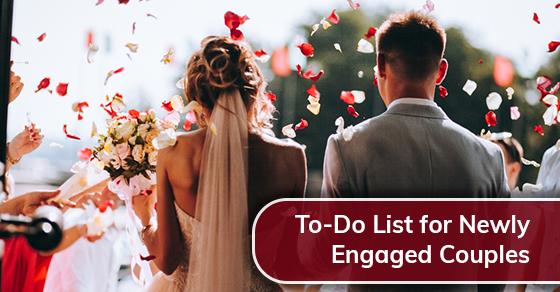 custom to-do list for wedding day