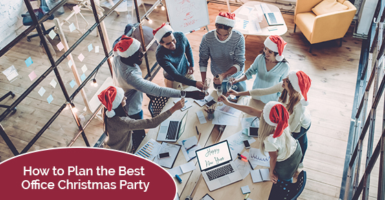 How to Plan the Best Office Christmas Party