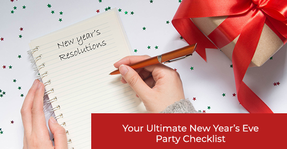 Ultimate New Year's Eve Party Checklist
