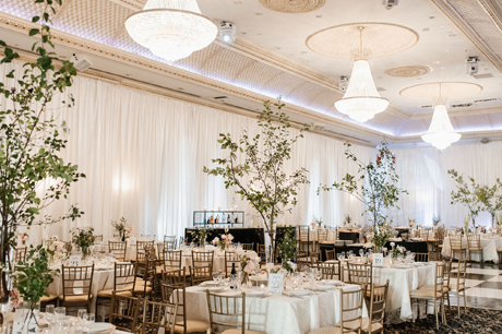 Wedding Venue & Reception Banquet Hall Vaughan | Château Le
