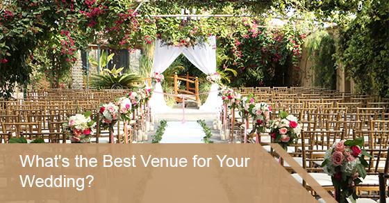 Best venue for wedding