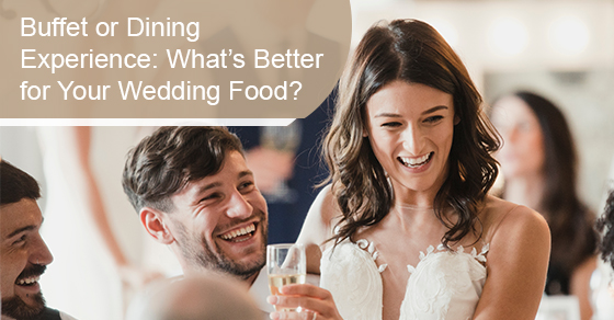 Wedding dinner tips and suggestions