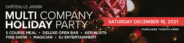 Multi Company Party 2021 Banner